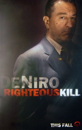 'Righteous Kill' Poster (1)
